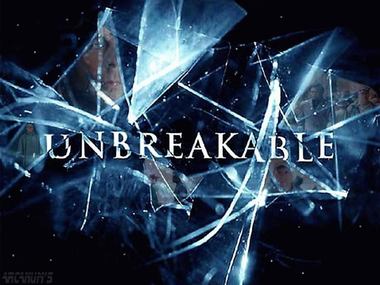 Image result for unbreakable movie logo