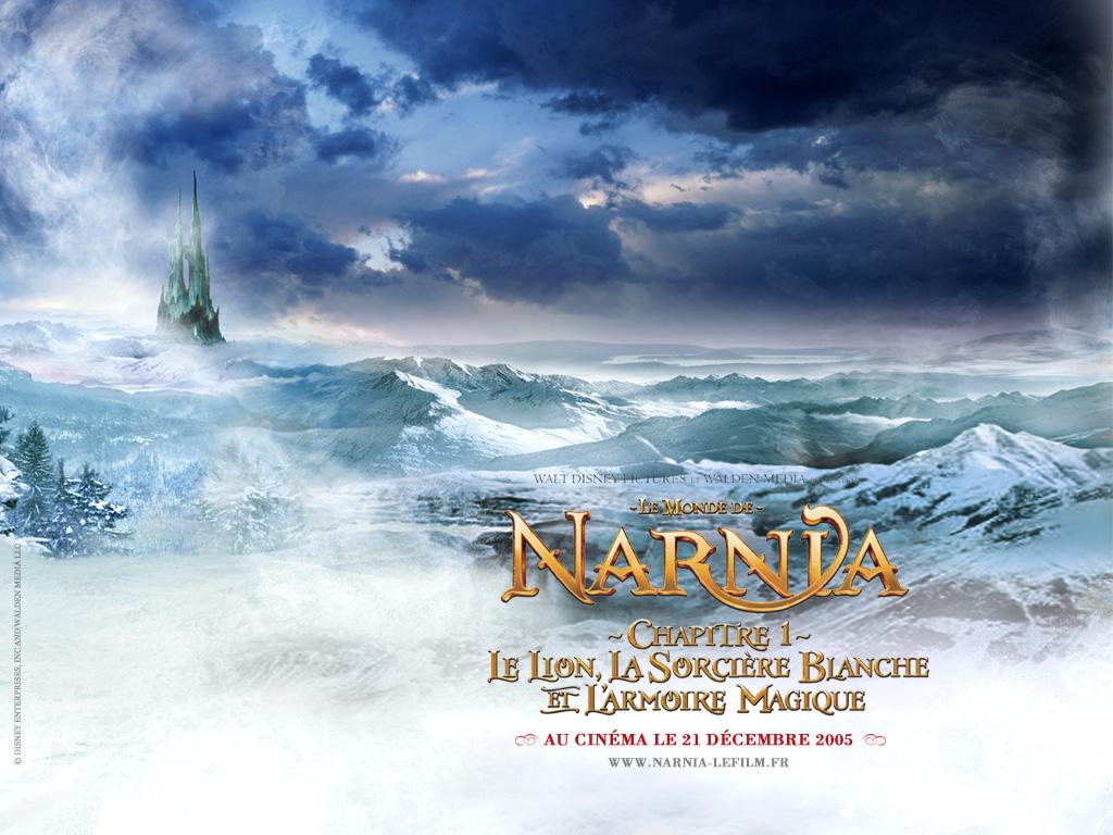 Le Monde de Narnia chapitre 1 - le lion, la sorcière blanche et l