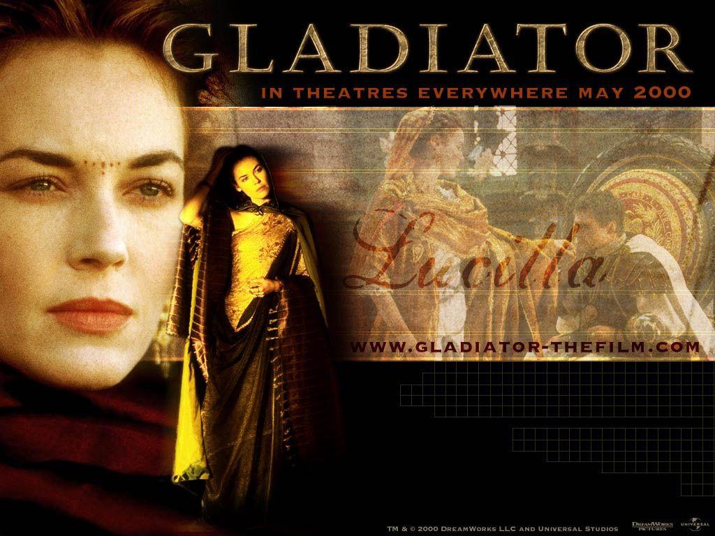 Fonds décran Cinéma e Fonds décran Gladiator Wallpaper N° par