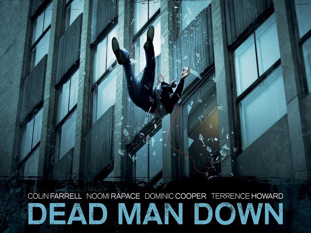 Dead Man Down Movie Wallpapers: Fonds D'écran Du Film Dead Man Down
