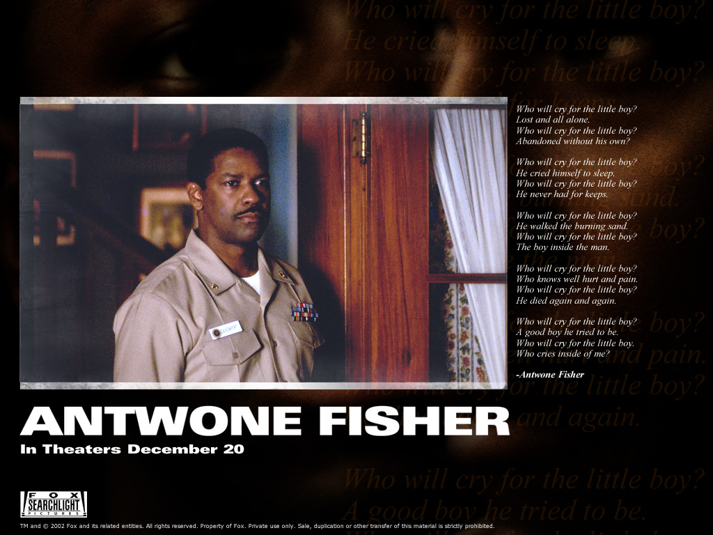 erikson analysis of antwone fisher
