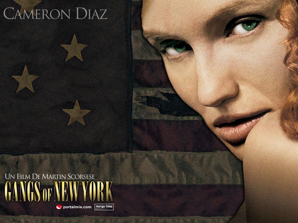 Fonds d 39 cran du film gangs of new york wallpapers cin ma for Cameron diaz new york