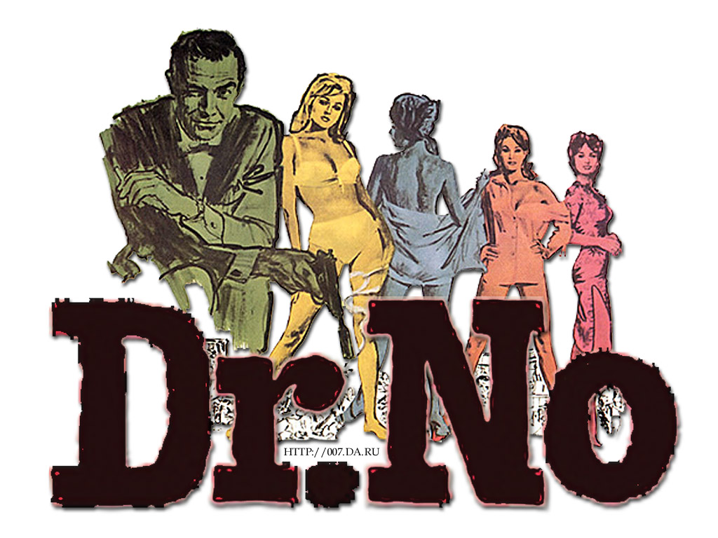Dr. No Wallpaper and Background | 1600x1200 | ID:471169