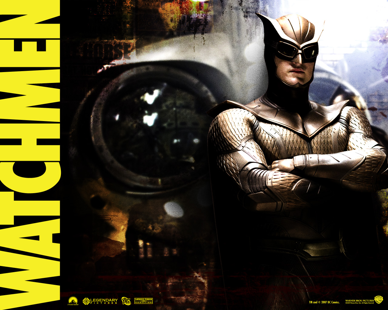 Quality Watchmen Wallpapers Movies