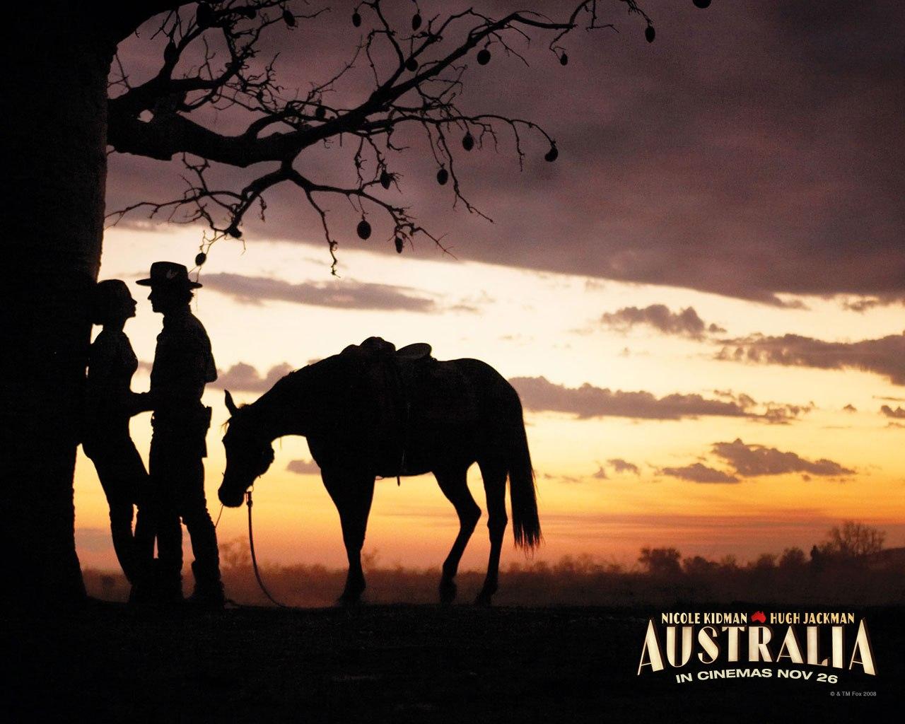 Australia de Baz Luhrmann