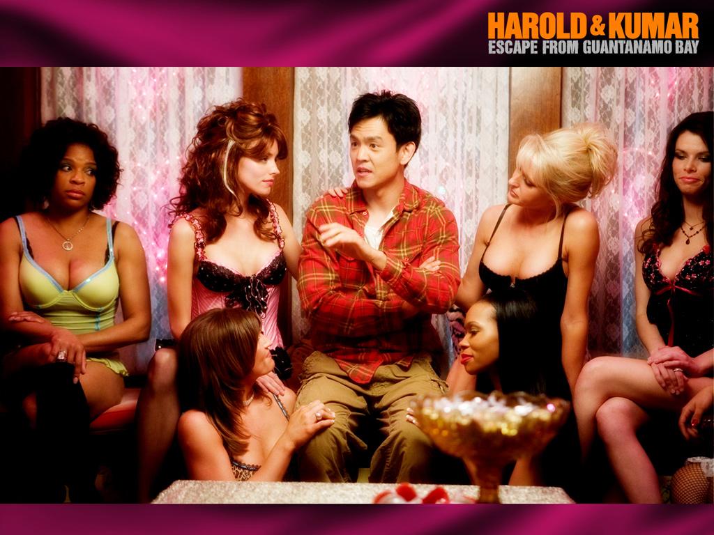 Fonds d'écran du film Harold et Kumar s'évadent de ...