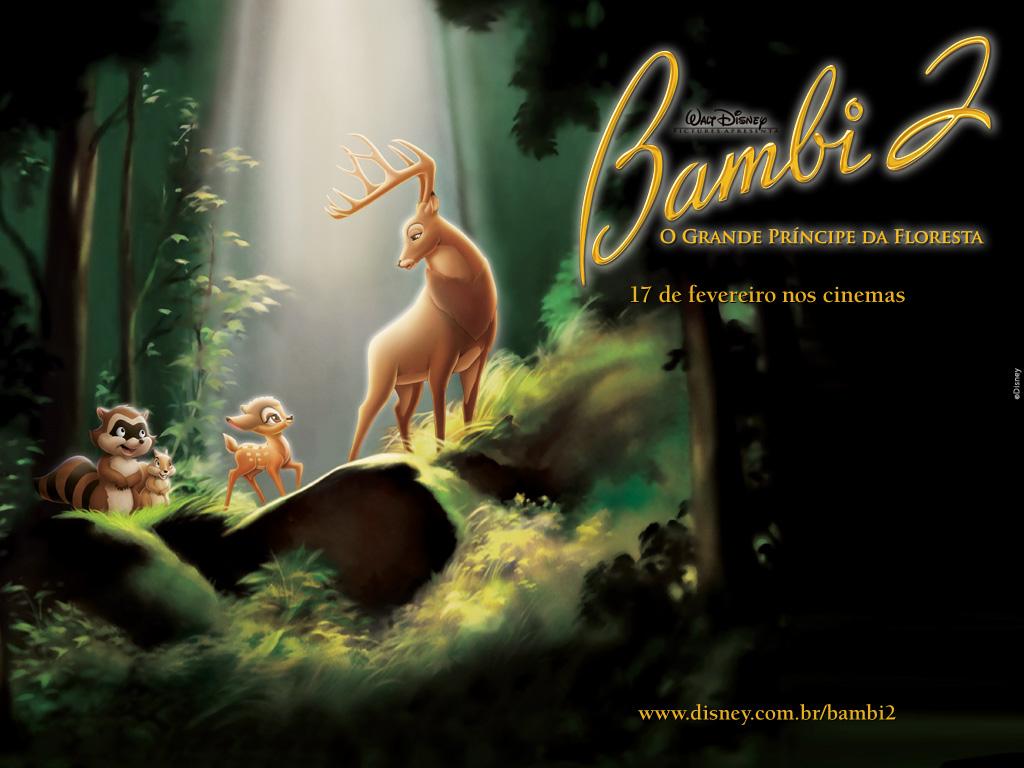 Fonds d 39 cran du film bambi 2 wallpapers cin ma - Gwenvin sommier ...