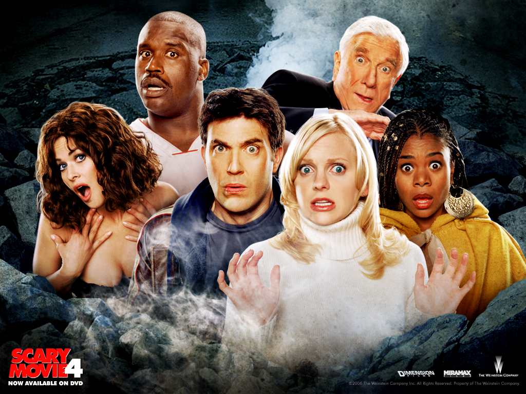 Scary Movie 4 2 Galerie Ciné Covershd Picture