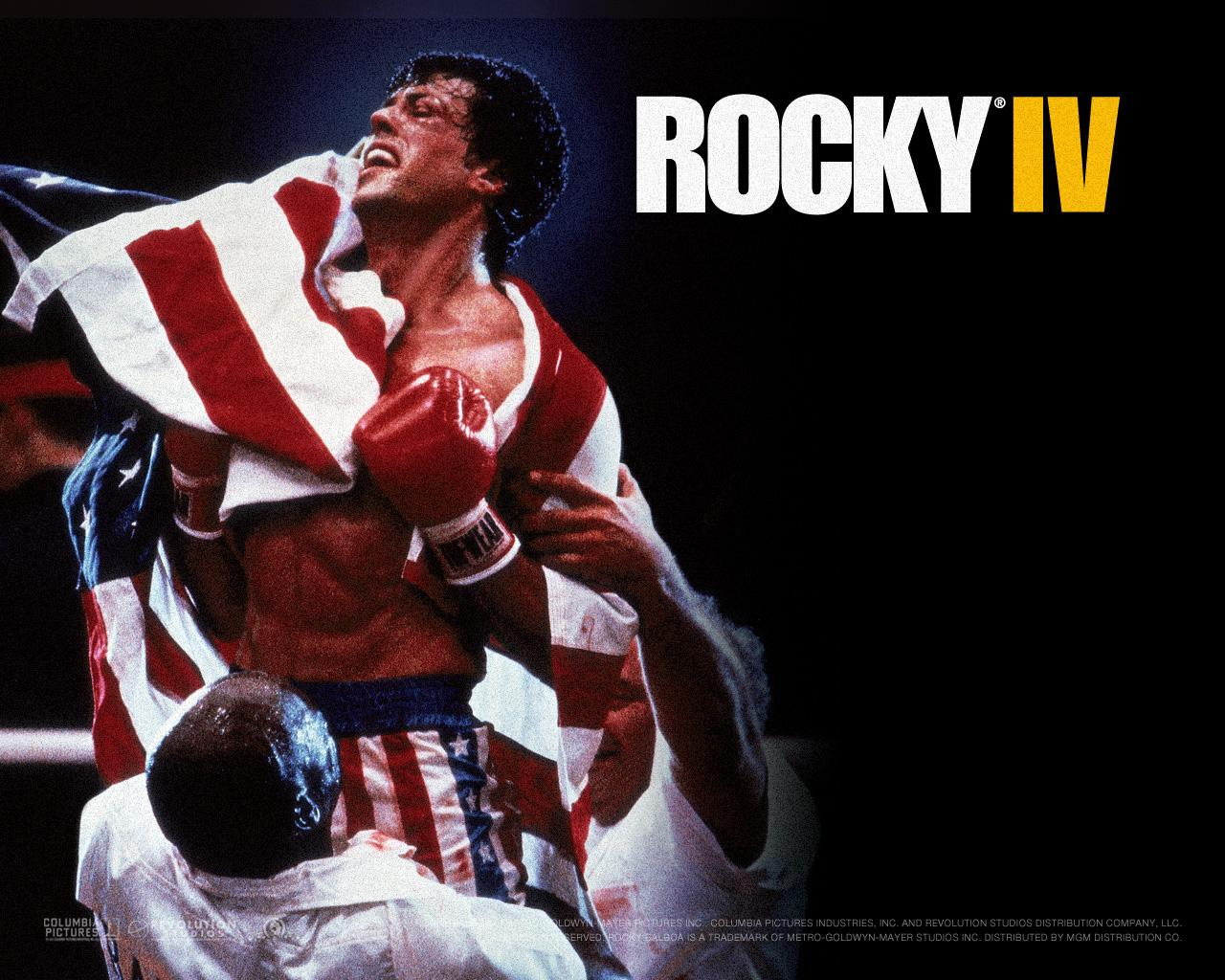Fonds du0026#39;u00e9cran du film Rocky Iv - Wallpapers Cinu00e9ma