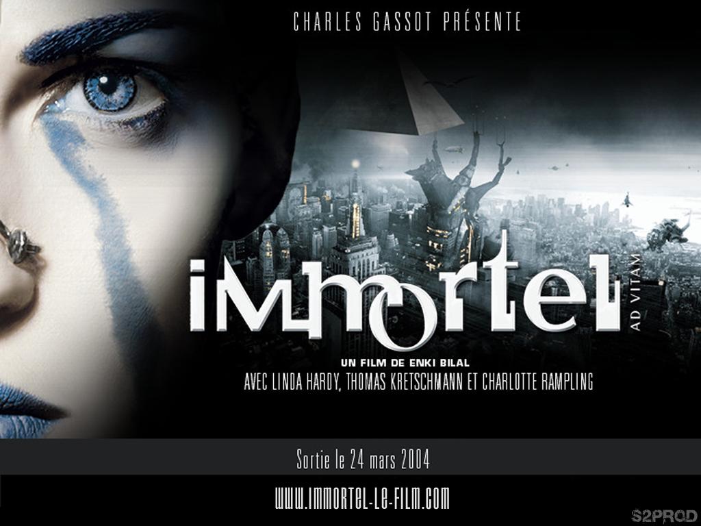 Immortel Ad Vitam en français