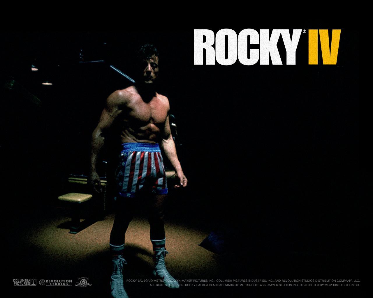 Fonds d'écran du film Rocky Iv - Wallpapers Cinéma