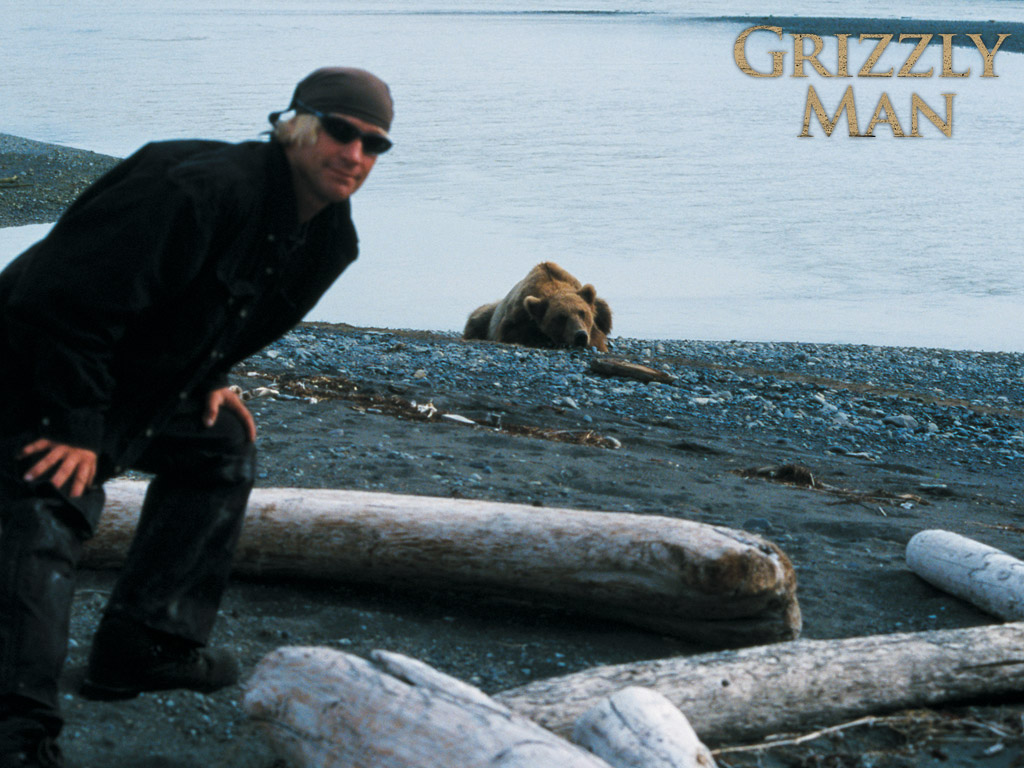 a review of the documentary film grizzly man Herzog's documentary about treadwell, an untrained film-maker who was killed by a bear in alaska, is poignant, beautiful – and absolutely hilarious  grizzly man review – werner herzog.