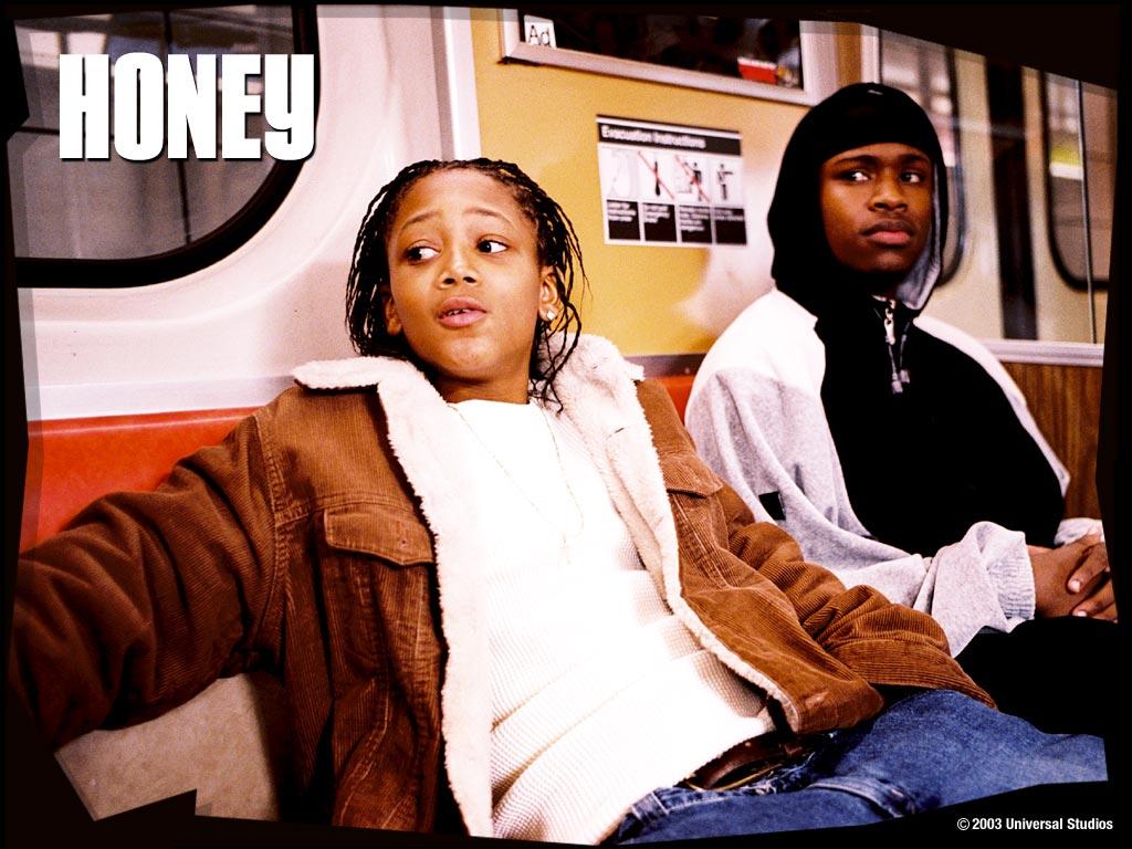 Fonds d'écran du film Honey - Wallpapers Cinéma Zachary Isaiah Williams And Lil Romeo