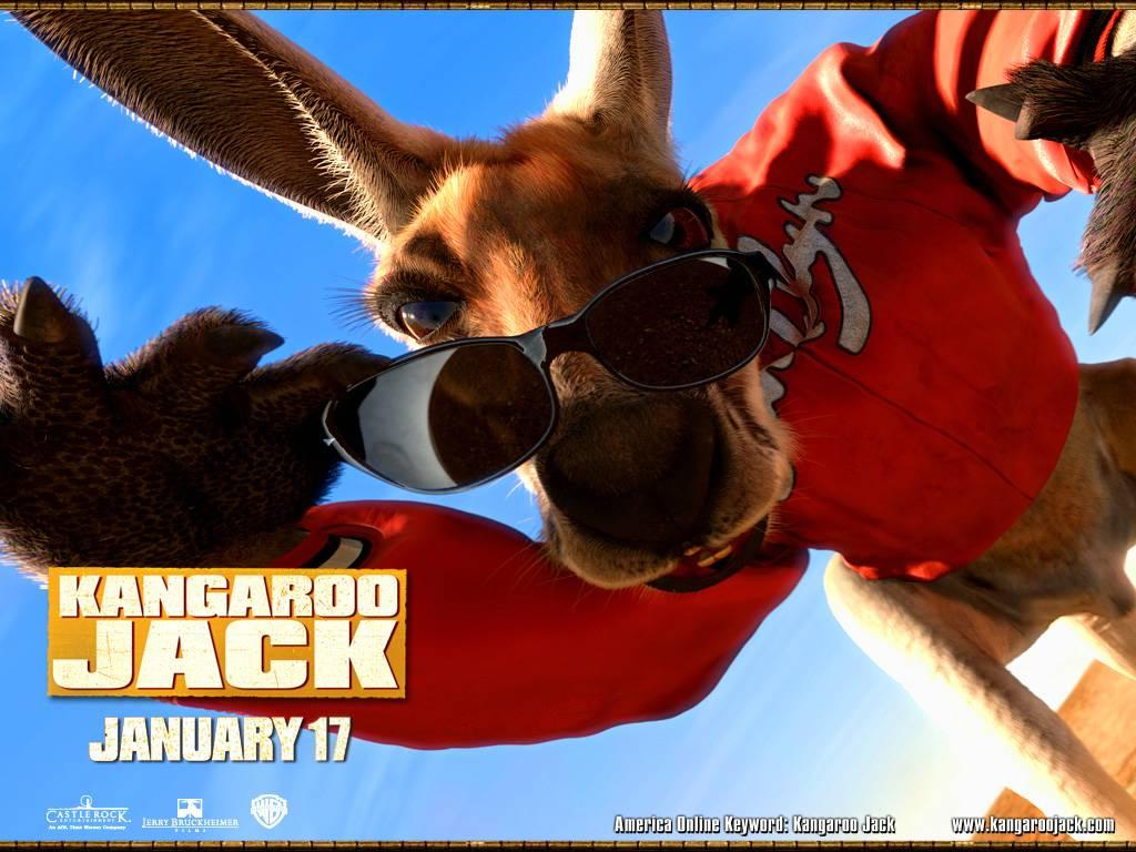 fonds d233cran du film kangourou jack wallpapers cin233ma