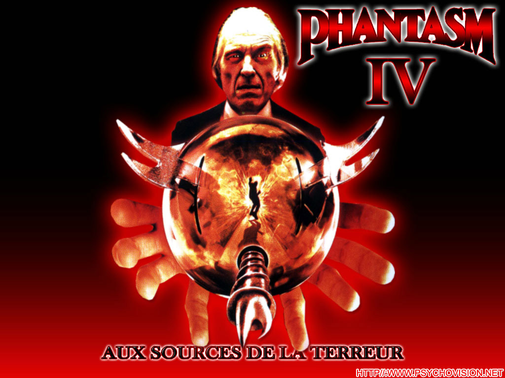 Reggie Bannister Wallpapers Fonds d cran du film Phantasm Iv Wallpapers Cinma