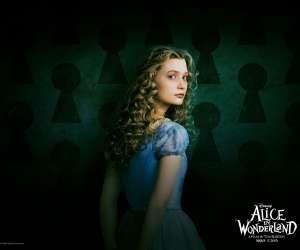 Fonds Décran Du Film Alice Au Pays Des Merveilles