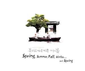 Fonds d 39 cran du film printemps t automne hiver et printemps wallpapers cin ma - Printemps ete automne hiver et printemps ...