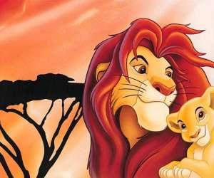 Fonds D écran Du Film Le Roi Lion Wallpapers Cinéma
